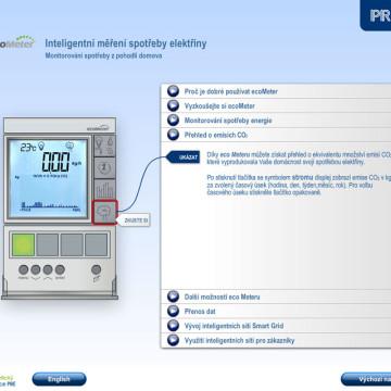 ECO meter - interaktivní prezentace 11