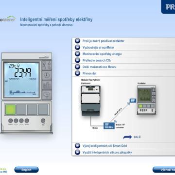 ECO meter - interaktivní prezentace 12