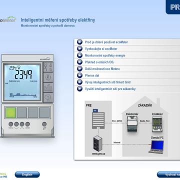 ECO meter - interaktivní prezentace 13