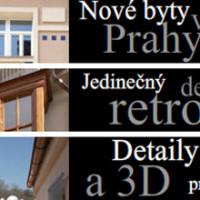 PRAGUE REALITY - reklamní bannery