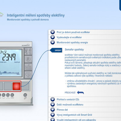 ECO meter - interaktivní prezentace 1