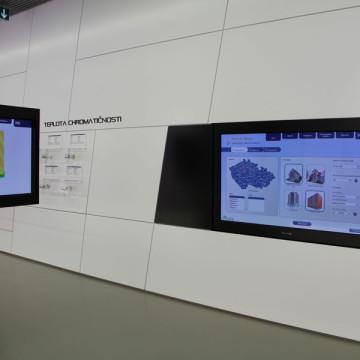 Nové interaktivní aplikace k výročí CEP 9