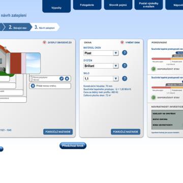 Nové interaktivní aplikace k výročí CEP 1