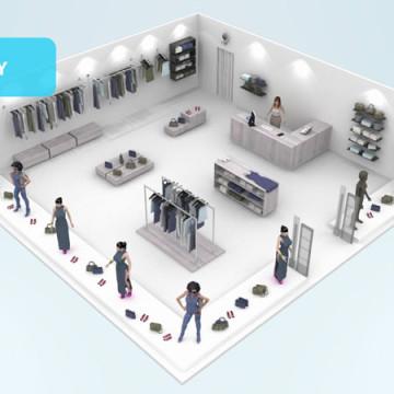 American Security - reklamní spot 3D 1