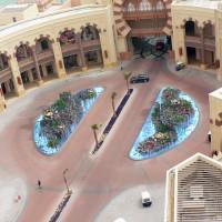 PEARL QATAR 3d vizualizace 1