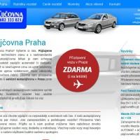 Web autopujcovna-milan.cz