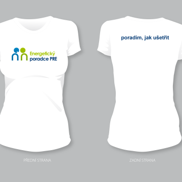 Branding Centra služeb PRE dress code
