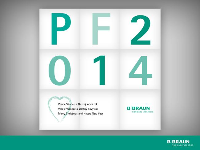 Interaktivní PF 2014 B.Braun - 1