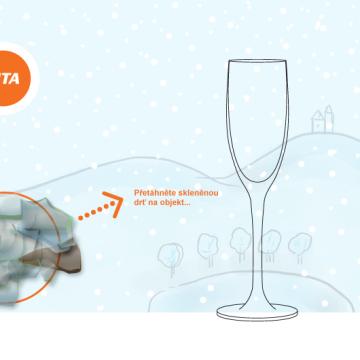 Interaktivní novoroční přání SITA CZ - fáze 12