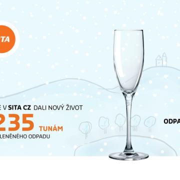 Interaktivní novoroční přání SITA CZ - fáze 13