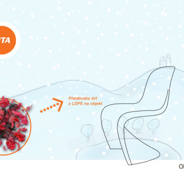 Interaktivní novoroční přání SITA CZ - fáze 1