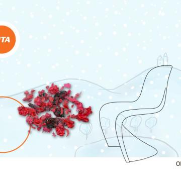 Interaktivní novoroční přání SITA CZ - fáze 2 - animace materiálu