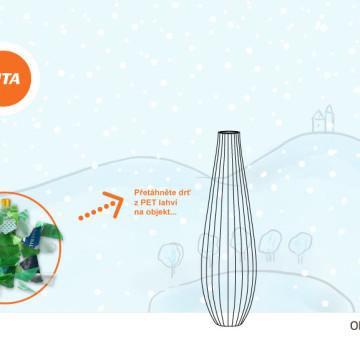 Interaktivní novoroční přání SITA CZ - fáze 10