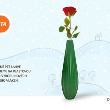 Interaktivní novoroční přání SITA CZ - fáze 11