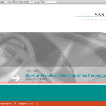 Kiosek a software SAS Automotive 3