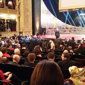 Předávání cen Thálie - Národní divadlo