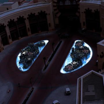 PEARL QATAR 3d vizualizace 2