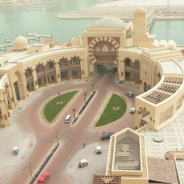 PEARL QATAR 3d vizualizace 5