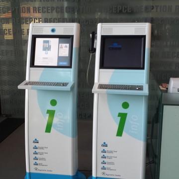Repase kiosku Eagle - přístupová aplikace pro kiosky ČSOB