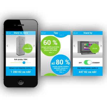 Mobilní elearning, výuková aplikace