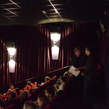 Multiplex Cinema City Slovanský dům Webová prezentace filmu Odborný dohled nad východem slunce