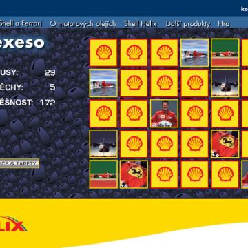 Pexeso Shell