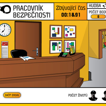 Poštovní spořitelna hra