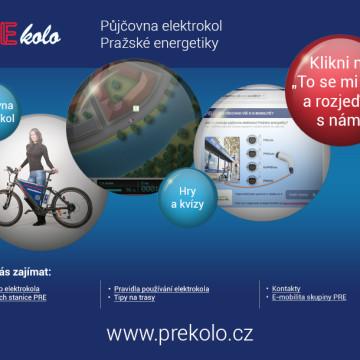 Facebook landing page PRE KOLO