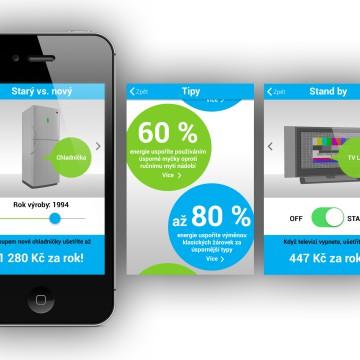 Koncept mobilní aplikace CEP PRE- mobilní aplikace