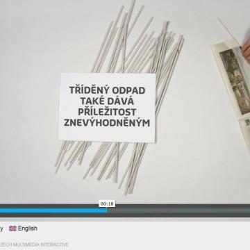 Ukázka www responzivní - novoroční video přání SITA PF 2015