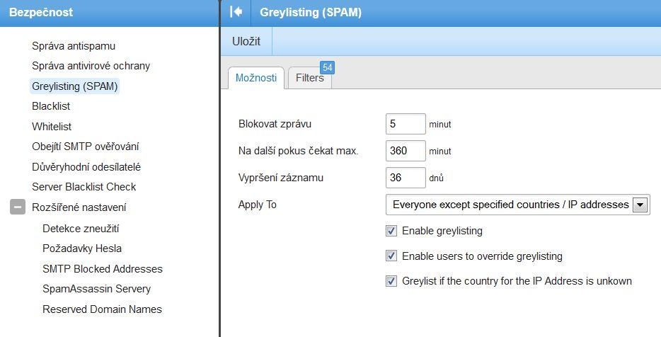 smarter-mail-bezpecnost-sprava-greylisting