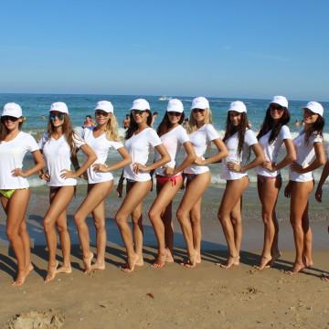 Miss Face 2015 - focení finalistek v Bulharsku