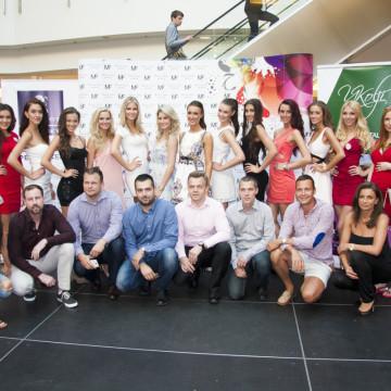 Semifinále Miss Face 2015 za podpory CZECH MULTIMEDIA INTERACTIVE
