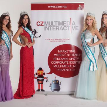 Miss Face 2015 - focení partneři