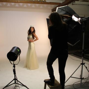 Miss Face 2015 - focení vítězek