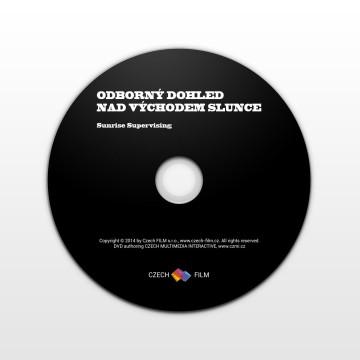 Potisk DVD disku