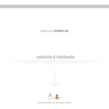 Microsite dřevostavby Premium Line - 1