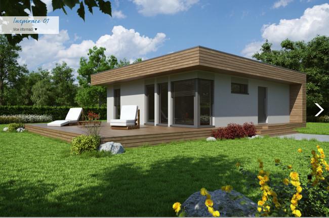 Microsite dřevostavby Premium Line - 3