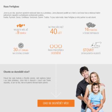 Microsite dřevostavby Premium Line - 6