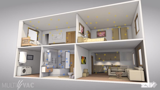 Propagační 3D spoty VENUS Multi-VAC - 3D promotional spots