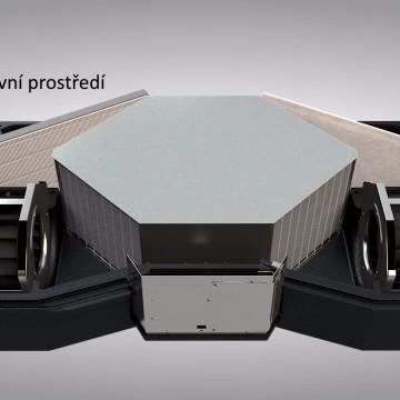Propagační 3D spoty VENUS Multi-VAC