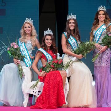 Finále Miss Face 2015 - vítězky