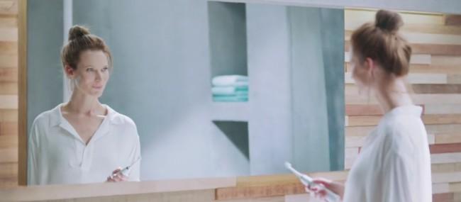 Philips Sonicare reklamní spot
