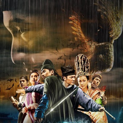 Titulkování filmu Detektiv Ti a příběh mořského draka | Di Ren Jie Qian Zhuan | Young Detective Dee: Rise of the Sea Dragon