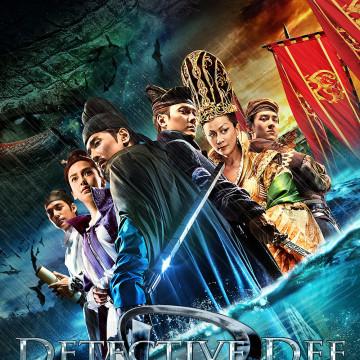 Titulkování filmu Detektiv Ti a případ mořského draka
