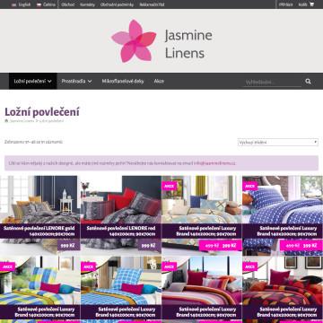 E-shop Jasmine Linens