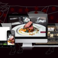 Webová prezentace o prodeji masa - responzivní web vypadá skvěle na všech zařízeních