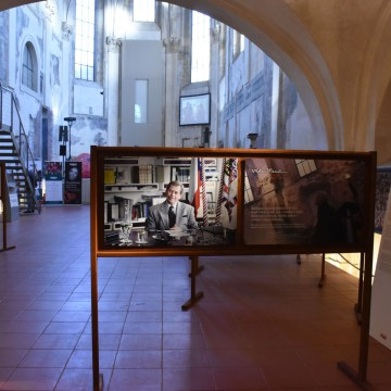 Výstava fotografií prezidenta Václava Havla