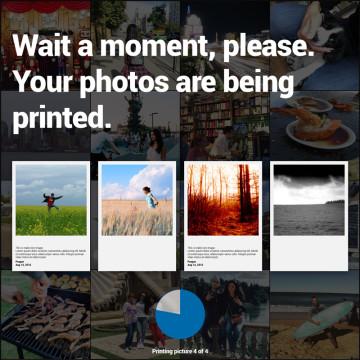 Pozitiv - tisk fotografií